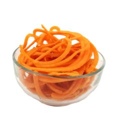 Espirales de Zanahoria