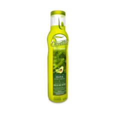 Aceite de oliva y aguacate en spray